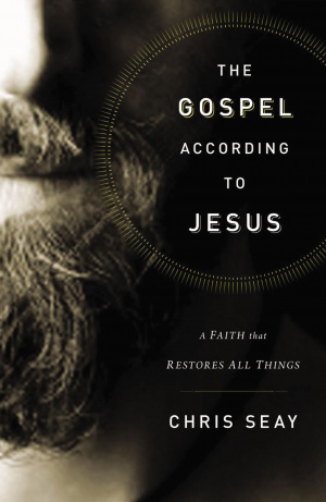 Gospel According To Jesus The Hb
