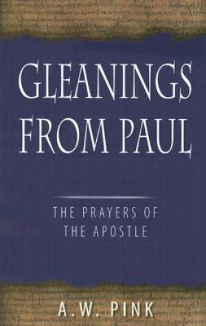 Gleanings From Paul Hb
