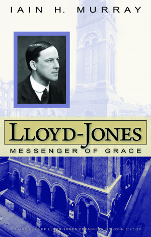 Lloyd Jones Messenger Of Grace Hb