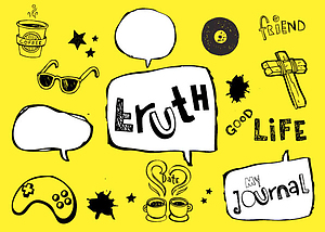 Truth: A Catholic Confirmation Course for Teenagers Candidate's Book