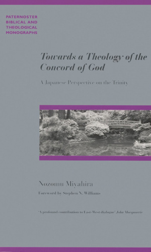 Towards A Theology Of The Concord Of God