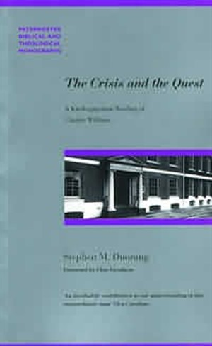 Crisis and the Quest: A Kierkegaardian Reading of Charles Williams