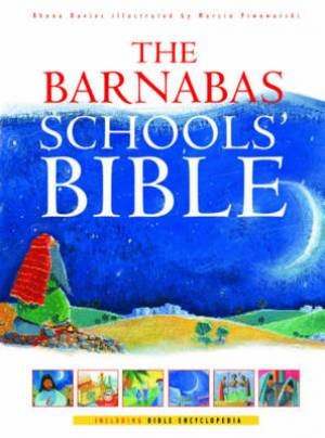 Barnabas Schools Bible The Rev Ed Hb