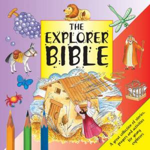 Explorer Bible The Pb