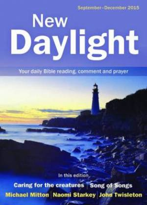 New Daylight September - December 2015
