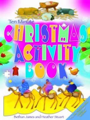 Ten Minute Christmas Activity Book