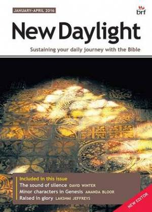 New Daylight January - April 2016