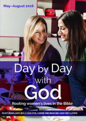 Day by Day with God May August 2016