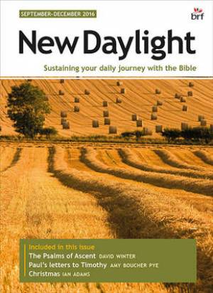 New Daylight September - December 2016