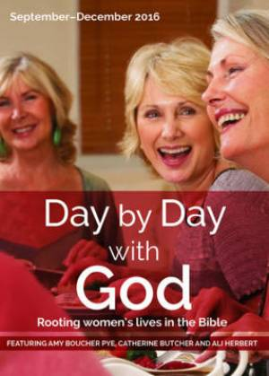 Day by Day with God September - December 2016