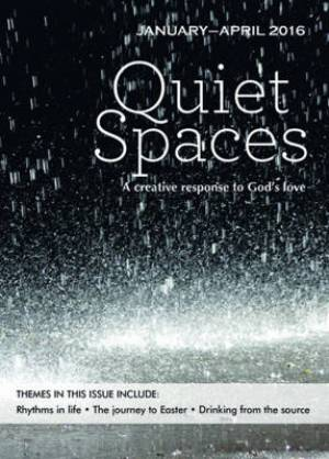 Quiet Spaces May August 2016