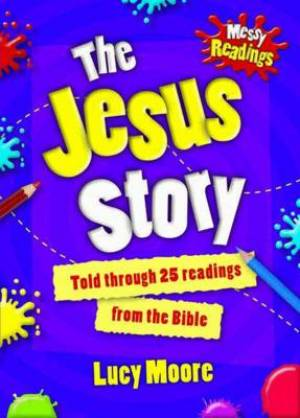 Messy Readings The Jesus Story Pack of 10