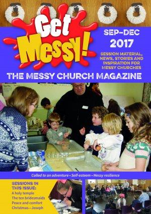 Get Messy! September - December 2017