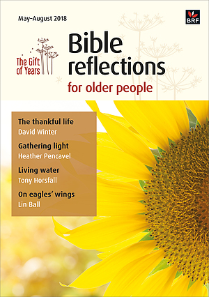 Bible Reflections for Older People May - August 2018