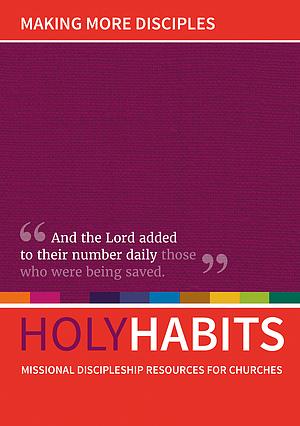 Making More Disciples