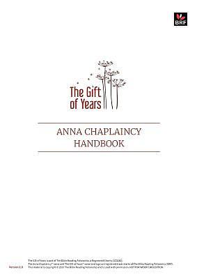 Anna Chaplaincy Handbook