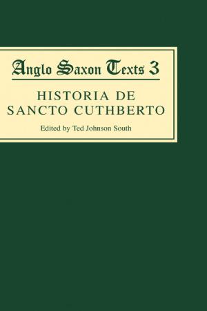 Historia De Sancto Cuthberto