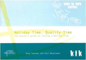 Holiday Time Quality Time Pb