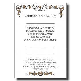 Co02 Bapt Cert Doves
