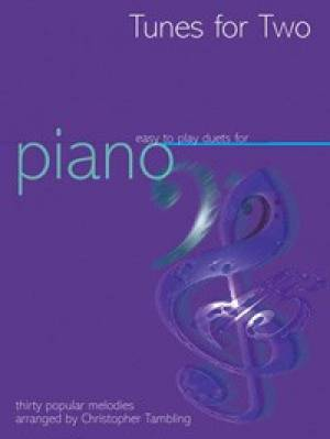 Tunes For Two - Piano Duet