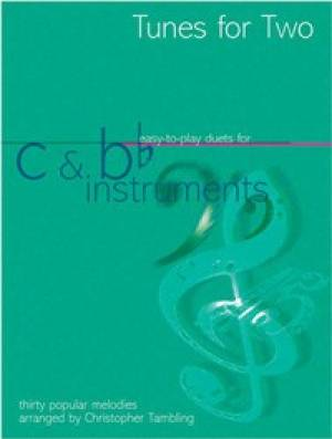 Tunes for Two - C and B Flat Instruments