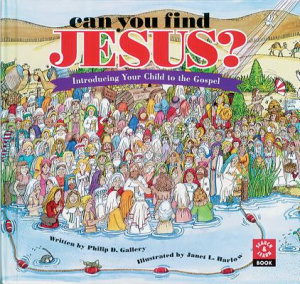 Can You Find Jesus