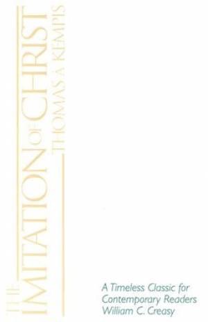 THE IMITATION OF CHRIST-THOMAS A KEMPIS