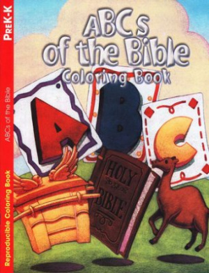 ABC's of the Bible Colouring Book