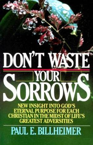 Dont Waste Your Sorrows