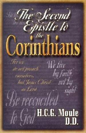Second Epistle To The Corinthians, The