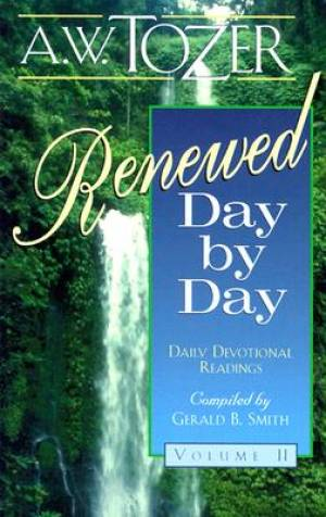 Renewed Day by Day  (vol 2)