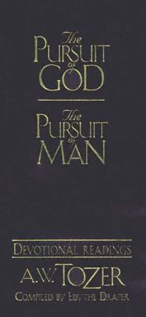 Pursuit Of God/Man Gift Bu