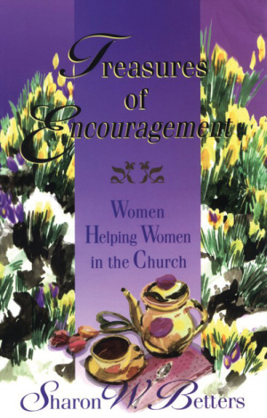 Treasures Of Encouragment  Paperback