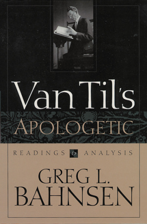 Van Tils Apologetic