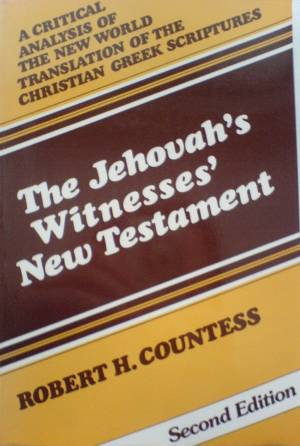 Jehovah Witness' N.T.- Critical