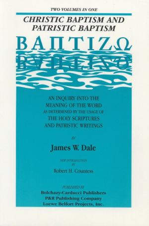 Christic Baptism And Patristic Baptism