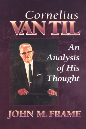 Van Tilanalysis Of Thought Pbk
