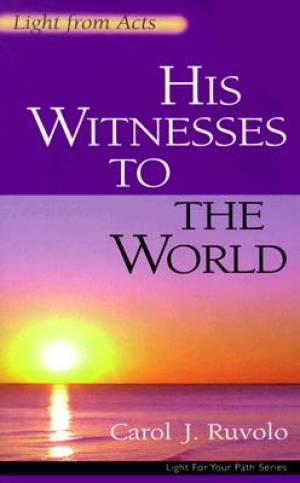 His Witnesses In The World