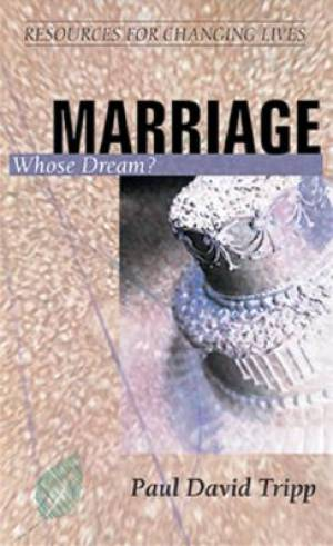 Marriage Whose Dream