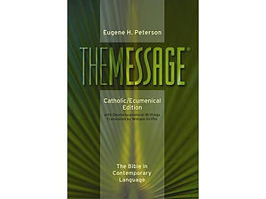 The Message Catholic/Ecumenical Edition