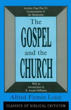 Gospel and the Church