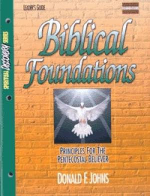 SDS Biblical Foundations(Leader)