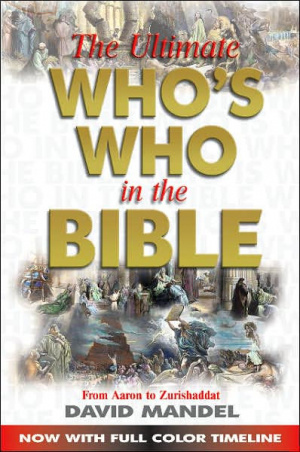Ultimate Whos Who In The Bible Pb