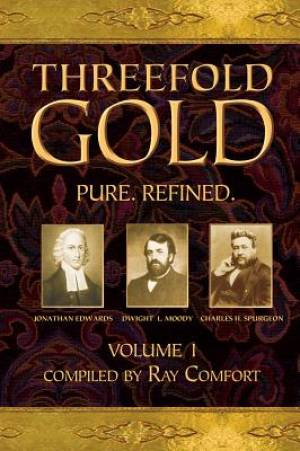 Threefold Gold Volume 1 Paperback Book