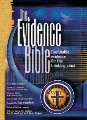 KJV King James Evidence Bible