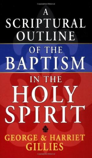 Scriptural Outline Of Baptism Pb