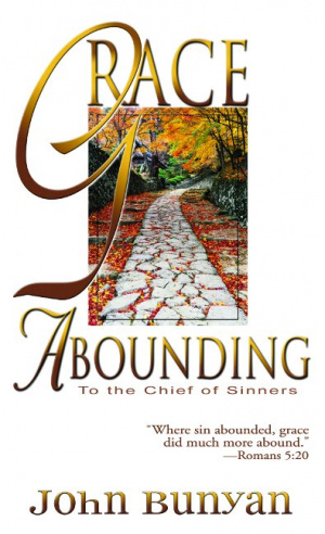 Grace Abounding Paperback Book