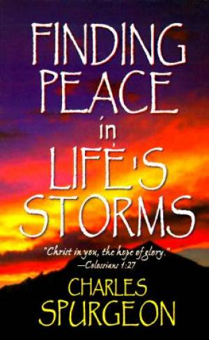 Finding Peace in Life's Storms