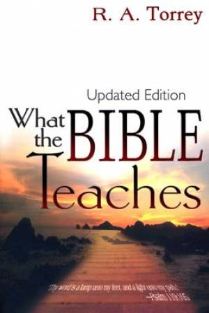 What The Bible Teaches Pb