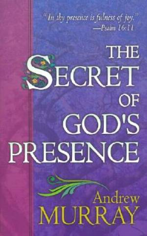 Secret Of Gods Presence Pb
